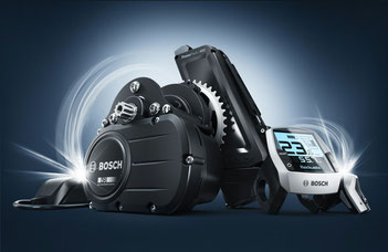 Bosch e-Bike Antrieb