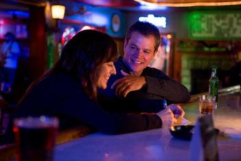 Rosemarie DeWitt et Matt Damon (©Mars Distribution)
