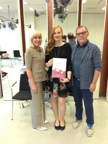 Master of Beauty Sandra Rindsland Rosel Werner Lieb