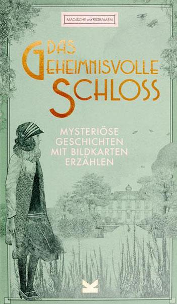 """Das Cover von """"Das Geheimnisvolle Schloss"""" ist hier zu sehen."""