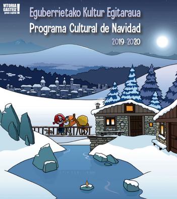 Fiestas en Vitoria Gasteiz Programa de Navidad