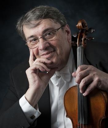 Soloist Gil Sharon