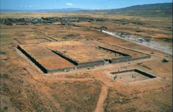 Ruines de Tiahuanaco