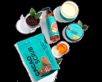 Startseite Letique Cosmetics Online-Shop Deutschland - Body Scrub Anti-Cellulite Produkte