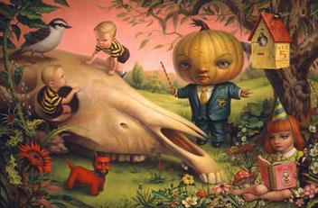 「The Pumpkin President」(1998年)
