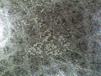 Oberflächenbeschädigung durch Schweiß