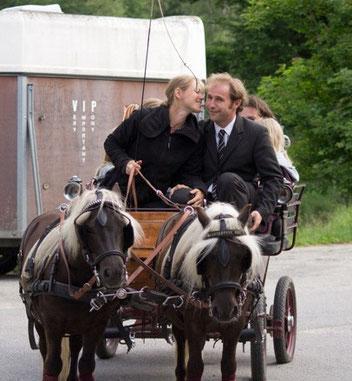 Birgit & Markus, Sommer 2012