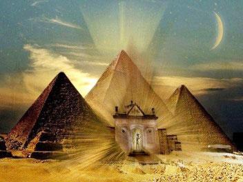 Pyramide - lithothérapie - casa bien-etre