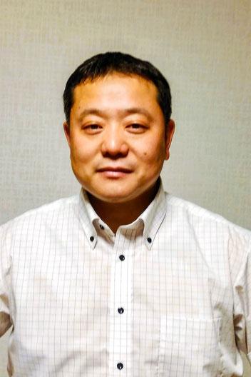 アイシースクール富久山進学教室塾長、小菅裕昭の写真