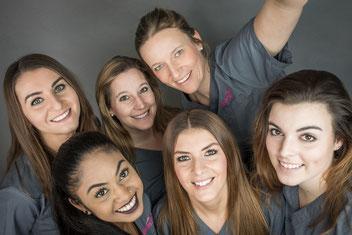 Das Team der ZahnInsel