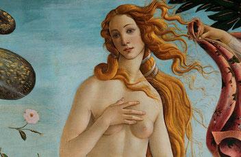 Са́ндро Боттиче́лли (Sandro Botticelli) - «Рождение Венеры» (Nascita di Venere