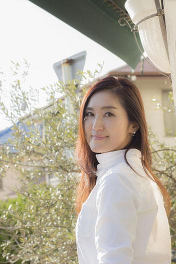 「エンジェル」オーナーエステティシャン上田珠良のプライベート画像