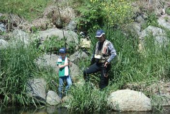 伊藤稔 釣り講習会