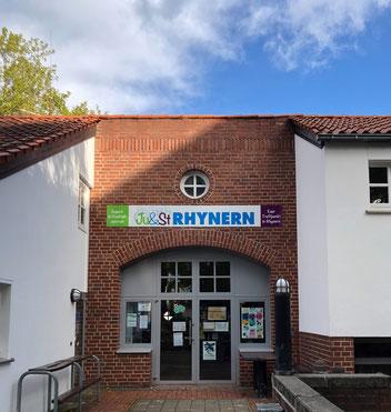 Einrichtung im Sozialraum Rhynern für alle Generationen, jung & alt, Jugend- und Stadtteilzentrum Rhynern, Ju&St Rhynern