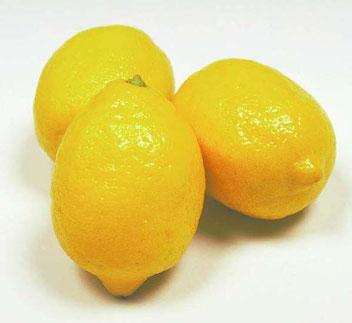 レモンのメタボ抑制効果