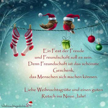 WhatsApp Weihnachtsgrüße 08