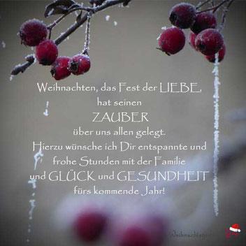 WhatsApp Weihnachtsgrüße 09