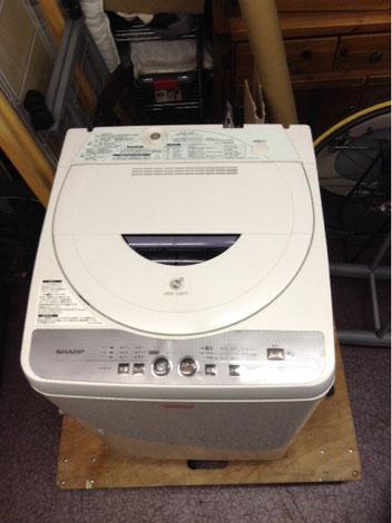 SHARP洗濯機5.5kg