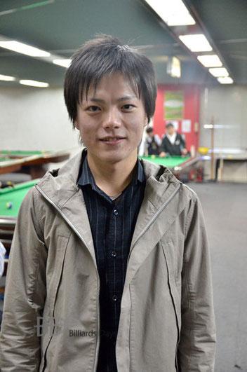 JPBA男子最年少!
