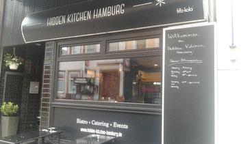 HIDDEN KITCHEN - Hamburg St. Pauli - Friedrichstraße 3