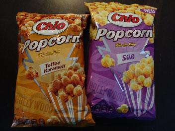Chio Popcorn Süß oder Toffee Karamell