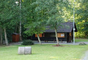 Hütte Gruppe Rüti