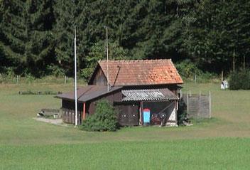 Hütte Gruppe Wetzikon-Hinwil