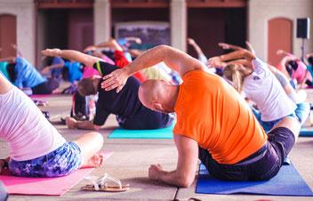Cours de Pilates pour les entreprises la Chapelle sur Erdre