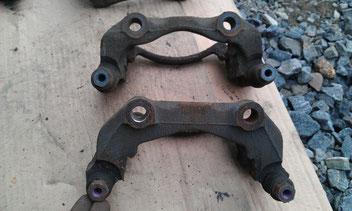 Unterschied Sattelhalter 256mm Bremse (zB Golf 2 16V) und 280mm Bremse (zB G60)