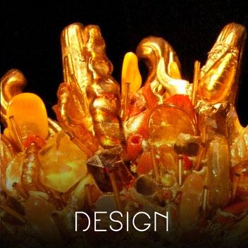 Michèle Jarry des Loges. Design. Image: Miroir Râ