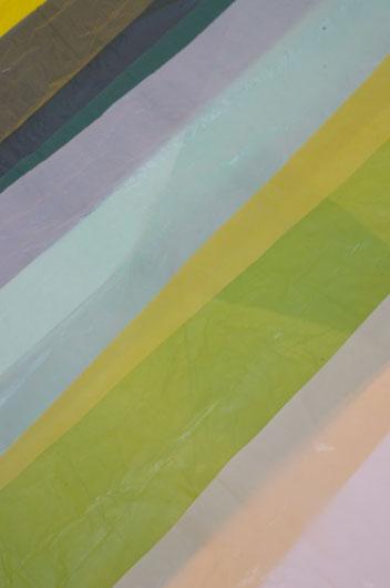 diagonaler Folienverlauf