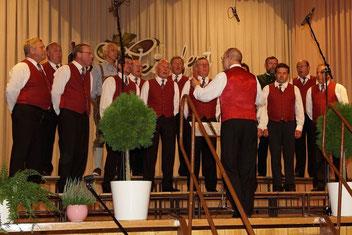 Ausflug 2015 nach Thüringen (Vacha, Auftritt beim Dorndorfer Weinfest)