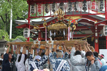 平成28年度 居木神社御祭禮