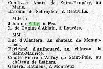 Le GAULOIS 1925/08/07 (Numéro 17473).