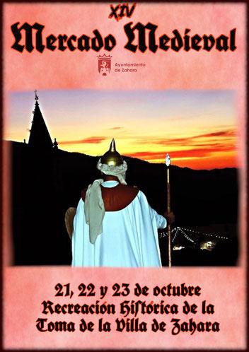 Programa de la Recreación Histórica en Zahara de la Sierra