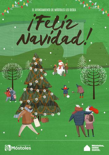 La Navidad en Móstoles: programación completa