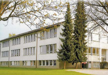 Schulgebäude 1970