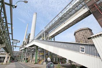 MartinBau - Koordination zur Instandsetzung Kohlebandbrücke · Chemiepark Marl