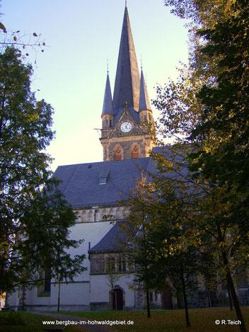 Jacobi-Kirche in Neustadt