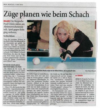 05.05.2014 Remscheider Generalanzeiger