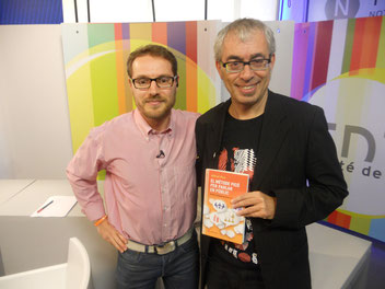Parlant del Mètode Picó a Televisió de Girona