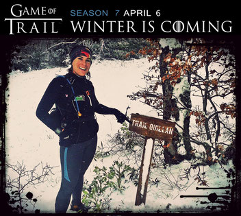 Game of Trail - Winter is coming