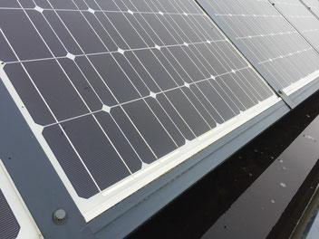 Nettoyage panneaux solaires photovoltaïques Nantes