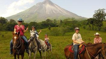 Costa Rica todo incluido viajando en Familia