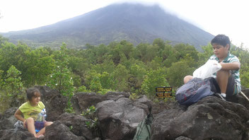 Arenal Volcano & Hanging bridges Hike