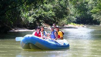 Arenal Combinado:  Puentes Colgantes y Safari Río Peñas Blancas
