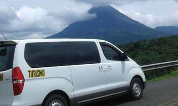 Arenal Shuttle transportation