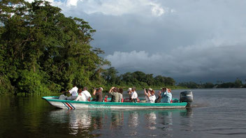 Daily transportation from Arenal to Tortuguero