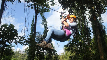Costa Rica Canopy Tour