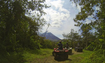 Things to do at Arenal Volcano area and La Fortuna
